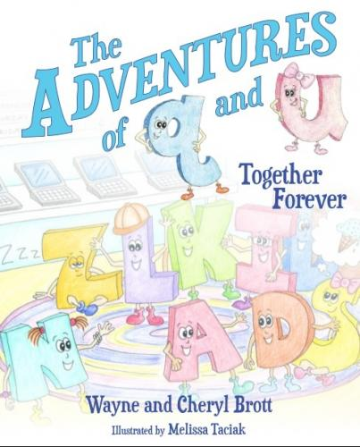 The Adventures of Q and U Together Forever